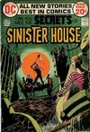 Cover for Secrets of Sinister House (DC, 1972 series) #6