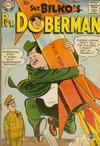 Cover for Sgt. Bilko's Pvt. Doberman (DC, 1958 series) #4