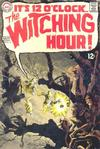 Cover for The Witching Hour (DC, 1969 series) #3
