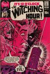 Cover for The Witching Hour (DC, 1969 series) #12