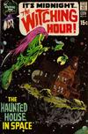 Cover for The Witching Hour (DC, 1969 series) #14