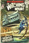 Cover for The Witching Hour (DC, 1969 series) #21