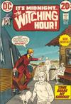 Cover for The Witching Hour (DC, 1969 series) #23