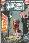 Cover for The Witching Hour (DC, 1969 series) #24