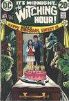 Cover for The Witching Hour (DC, 1969 series) #25