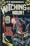 Cover for The Witching Hour (DC, 1969 series) #31