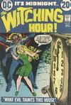 Cover for The Witching Hour (DC, 1969 series) #32