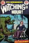 Cover for The Witching Hour (DC, 1969 series) #35