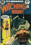Cover for The Witching Hour (DC, 1969 series) #37