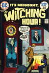 Cover for The Witching Hour (DC, 1969 series) #40