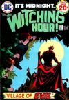 Cover for The Witching Hour (DC, 1969 series) #43