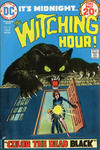Cover for The Witching Hour (DC, 1969 series) #44