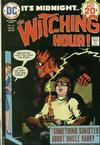 Cover for The Witching Hour (DC, 1969 series) #45
