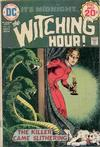 Cover for The Witching Hour (DC, 1969 series) #46