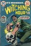 Cover for The Witching Hour (DC, 1969 series) #50