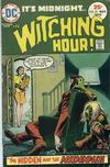Cover for The Witching Hour (DC, 1969 series) #52