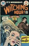 Cover for The Witching Hour (DC, 1969 series) #53