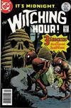 Cover for The Witching Hour (DC, 1969 series) #70