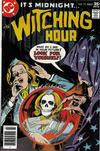 Cover for The Witching Hour (DC, 1969 series) #72