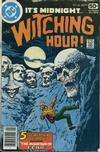 Cover for The Witching Hour (DC, 1969 series) #84