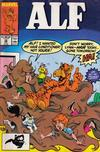 Cover for ALF (Marvel, 1988 series) #12 [Direct Edition]