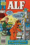 Cover for ALF (Marvel, 1988 series) #17