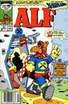 Cover for ALF (Marvel, 1988 series) #22 [Newsstand]
