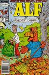 Cover for ALF (Marvel, 1988 series) #23