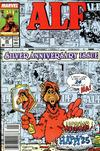 Cover for ALF (Marvel, 1988 series) #25