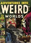 Cover for Adventures Into Weird Worlds (Marvel, 1952 series) #5