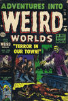 Cover for Adventures Into Weird Worlds (Marvel, 1952 series) #15