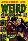 Cover for Adventures Into Weird Worlds (Marvel, 1952 series) #16