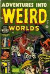 Cover for Adventures Into Weird Worlds (Marvel, 1952 series) #17