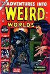 Cover for Adventures into Weird Worlds (Marvel, 1952 series) #19