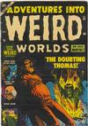 Cover for Adventures into Weird Worlds (Marvel, 1952 series) #20