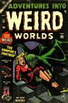 Cover for Adventures Into Weird Worlds (Marvel, 1952 series) #22