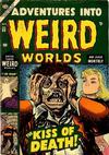 Cover for Adventures into Weird Worlds (Marvel, 1952 series) #23