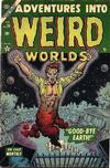 Cover for Adventures into Weird Worlds (Marvel, 1952 series) #26