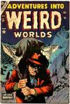 Cover for Adventures Into Weird Worlds (Marvel, 1952 series) #28
