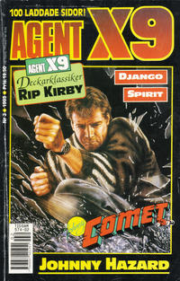 Cover Thumbnail for Agent X9 (Semic, 1971 series) #2/1993