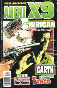 Cover Thumbnail for Agent X9 (Semic, 1971 series) #11/1994