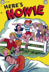 Cover Thumbnail for Here's Howie Comics (DC, 1952 series) #1