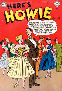 Cover Thumbnail for Here's Howie Comics (DC, 1952 series) #3