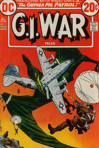 Cover Thumbnail for G.I. War Tales (DC, 1973 series) #1