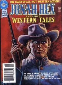 Cover Thumbnail for Jonah Hex and Other Western Tales (DC, 1979 series) #1