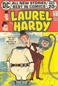 Cover Thumbnail for Larry Harmon's Laurel and Hardy (DC, 1972 series) #1