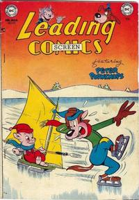 Cover Thumbnail for Leading Screen Comics (DC, 1950 series) #53