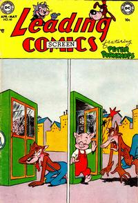 Cover Thumbnail for Leading Screen Comics (DC, 1950 series) #60