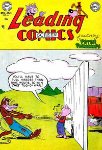 Cover Thumbnail for Leading Screen Comics (DC, 1950 series) #64