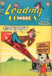 Cover Thumbnail for Leading Screen Comics (DC, 1950 series) #65